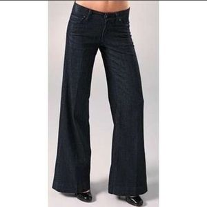 Citizens of Humanity COH Garbo Palazzo Wide Jeans